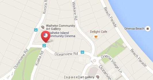 Map Of Waiheke Adult Learning Centre