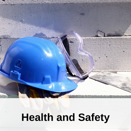 Health and Safety (1)