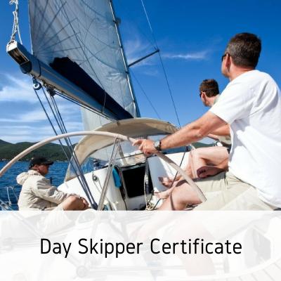 Day Skipper Certificate