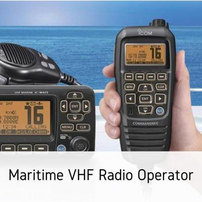 Maritime VHF Radio (1)