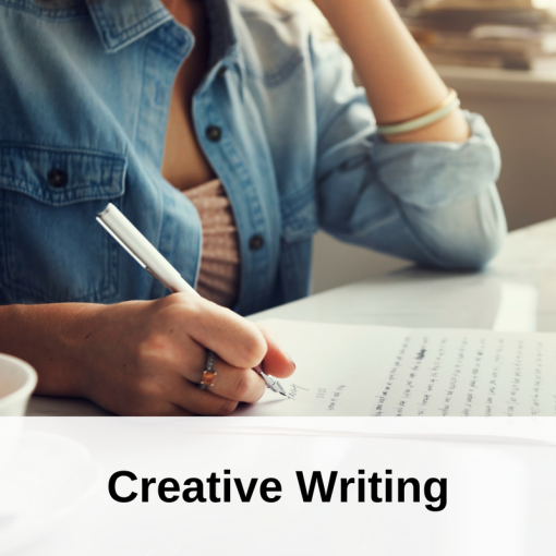 Creative writing (handwriting)