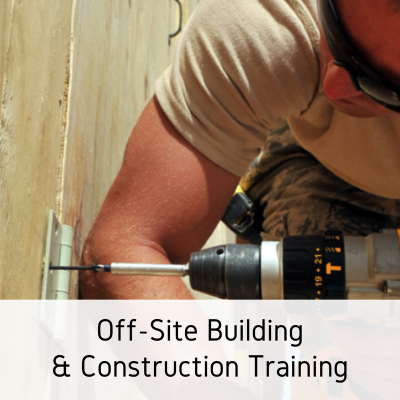 Off-Site Building & Construction Training