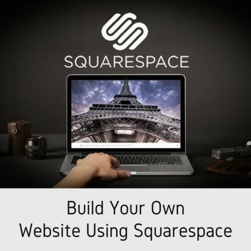 Build Your Own Website Using Squarespace With Vibeke