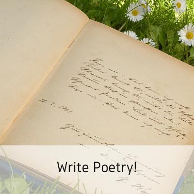 Write Poetry!