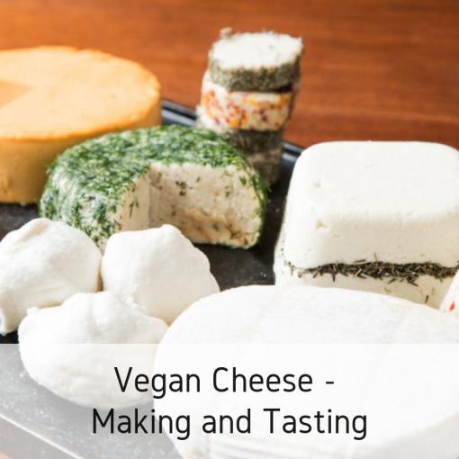 Vegan Cheese Making (1)